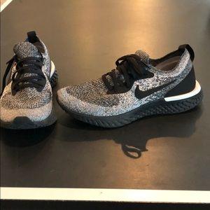 Nike epic react running shoes